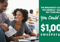 Premiere Networks The Breakfast Club $1,000 Sweepstakes
