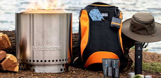 Solo Stove Solo Stove Get Up Get Out Get Gear Giveaway
