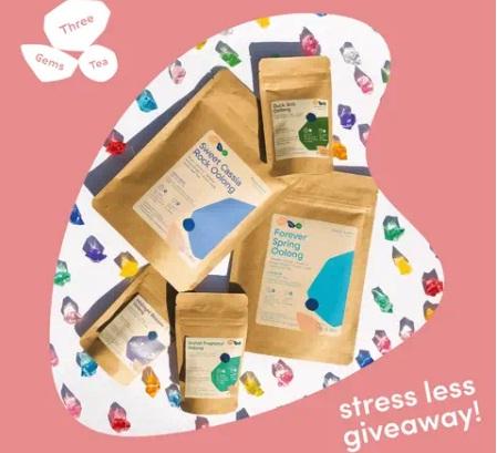 Speks Stress Less Giveaway