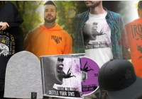 Throw The Fight And Iron And Ink Fitness Ultimate Merch Giveaway