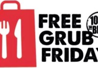 iHeartMedia Free Grub Friday Sweepstakes
