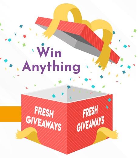 $25 Weekly Gif Card Giveaway