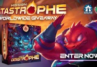 Board Game Revolution Mission Catastrophe Giveaway
