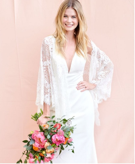 Bridal Guide Mia Riley Cover Gown Sweepstakes