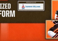 Cleveland Browns Custom Uniform Sweepstakes