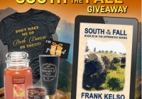 Frank Kelso South In The Fall Giveaway