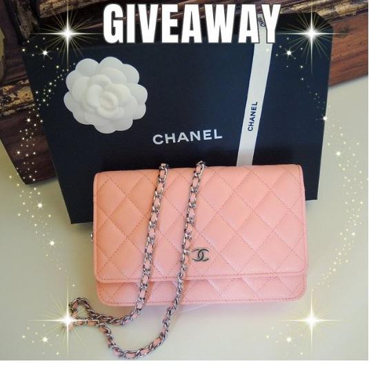 Isabella Adkins, Chanel Bag Giveaway