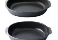 Leites Culinaria Gem Oval Stoneware Two-Piece Set Giveaway