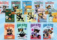 Macmillan Children Publishing Group Fur-Ever Bad Kitty Sweepstakes