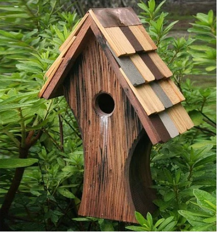 Meredith Corporation Shingled Roof Birdhouse Daily Sweepstakes