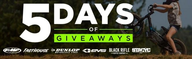 MotoSport.com MotoSport.com Five Days Of Giveaway
