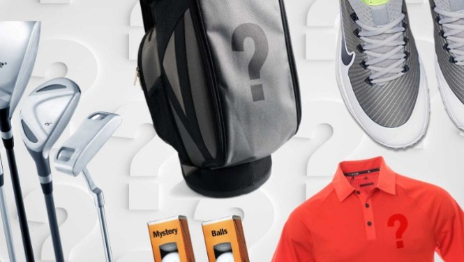Mystery Fall Golf Starter Bag Giveaway
