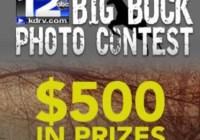 NewsWatch 12 Big Buck Photo Contest