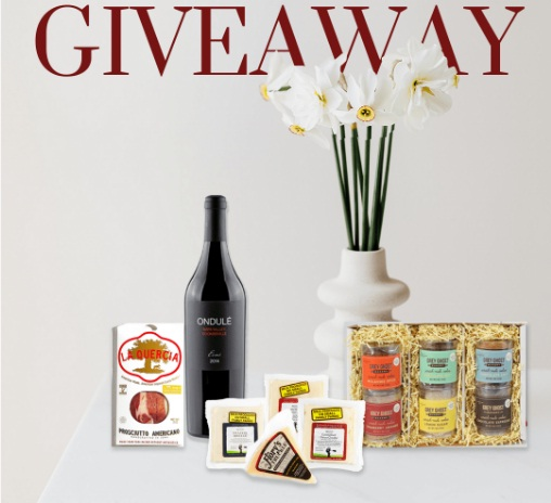 Ondule Wines Hostess With The Mostest Holiday Giveaway