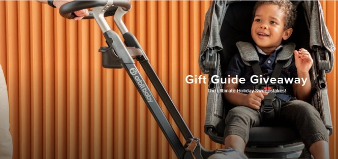 Orbit Baby It A Happy Early Holiday Gift Guide Giveaway