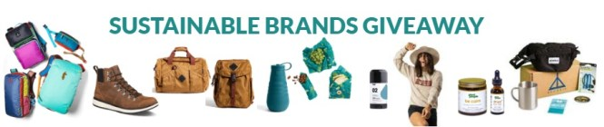 The Nomadik Sustainable Brands Giveaway