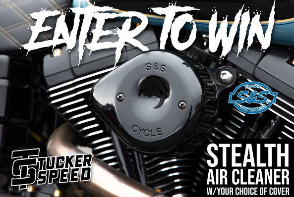 Tucker Speed S And S Stealth Air Cleaner Giveaway