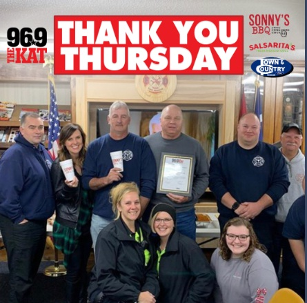 iHeartMedia And Entertainment 96.9 The Kat Thank You Thursday Sweepstakes