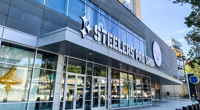 iHeartMedia And Entertainment Steelers Pro Shop Gift Card Sweepstakes