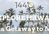 1440 Media Explore Hawaii Sweepstakes