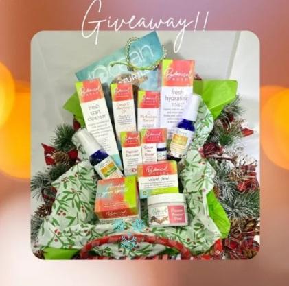 Botanical Rush Giveaway