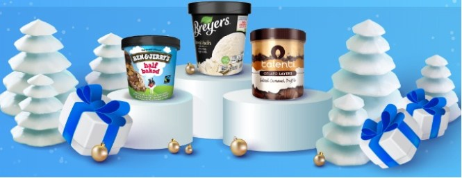 Conopco, Inc. Ice Cream Exchange Instant Win Game