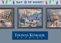 JAK Schmidt Thomas Kinkade Studios Gallery Wraps Giveaway