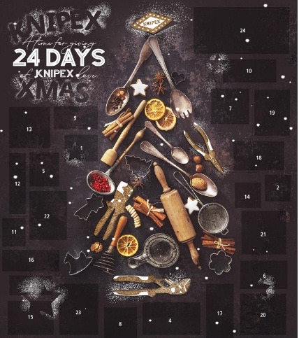 Knipex Advent Calendar Giveaway