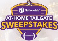 Nationwide Insurance Nationwide At-Home Tailgate Sweepstakes