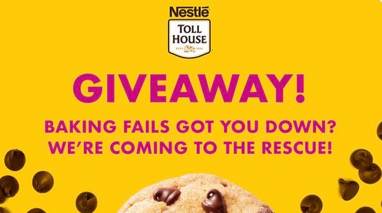 Nestle Toll House National Cookie Day Sweepstakes