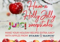 Oneonta Starr Ranch Growers & Farm Star Living Have A Holly Jolly JUICI Sweepstakes