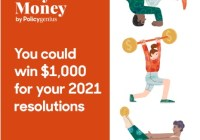 Policygenius Resolutions Bootcamp Giveaway