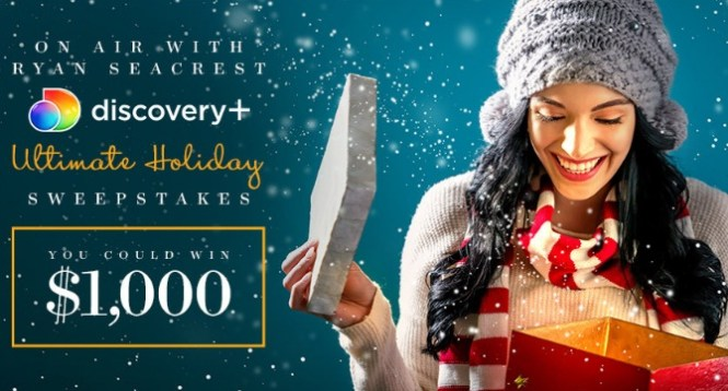Premiere Networks On Air With Ryan Seacrest Ultimate Holiday Sweepstakes