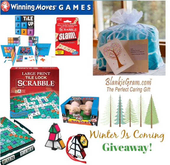 Winter Is Coming Prize Package Giveaway
