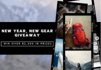 New Year, New Gear Giveaway