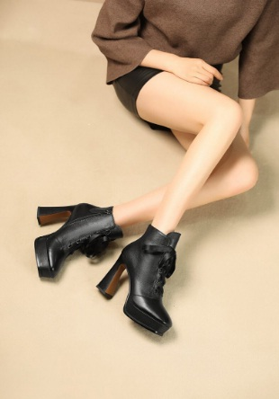 Vogayard Seductora Heeled Ankle Boots Giveaway