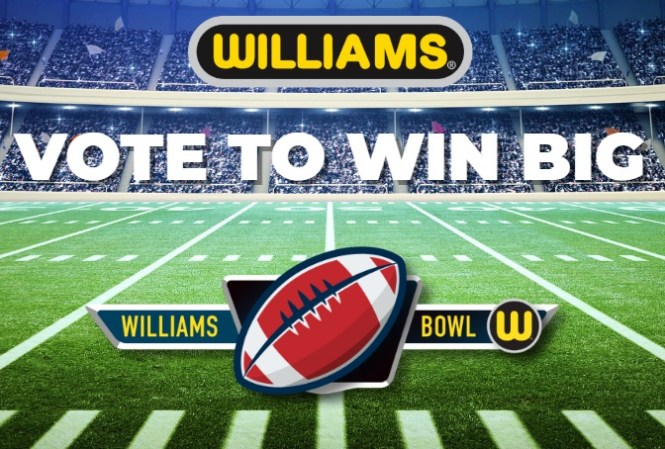 Williams Foods Bring Home The W Sweepstakes