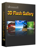 Aneesoft 3D Flash Gallery 2.4