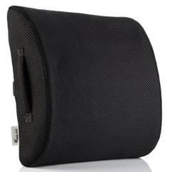 Amazon Ergonomic Chair Bedroom Lazy Memory Foam Lower Back Pillow Promotion #o8k7n5y4