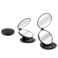 lighted magnifying travel makeup mirror - Style Guru ...