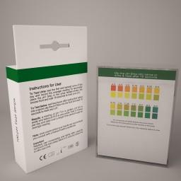 Puna Ph Srtips Saliva & Urine Promotion #