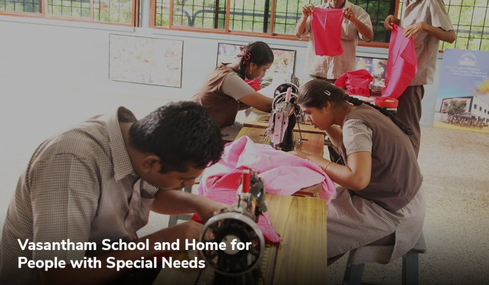 World Autism Awareness Day - Vasantham School and Home for People with Special Needs