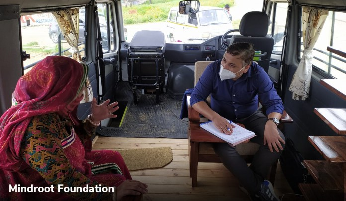 NGOs tackling mental health issues head-on - Mindroot Foundation