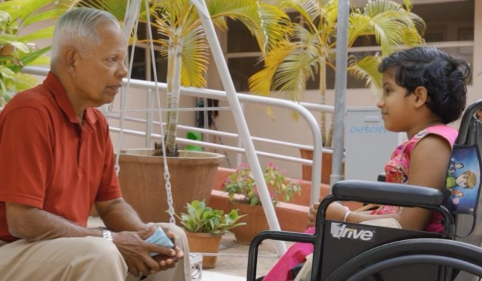 Cheshire Homes 4 - DIfferently abled