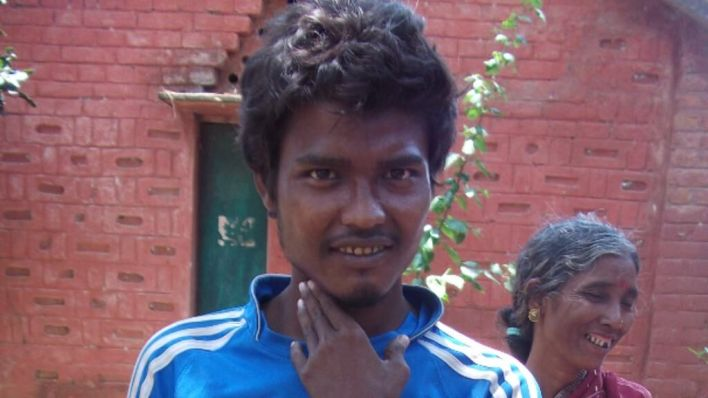 NGO for differently abled, Vikash