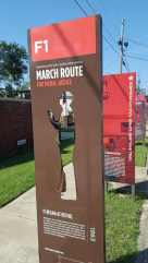 March Route Bethel Baptist Church