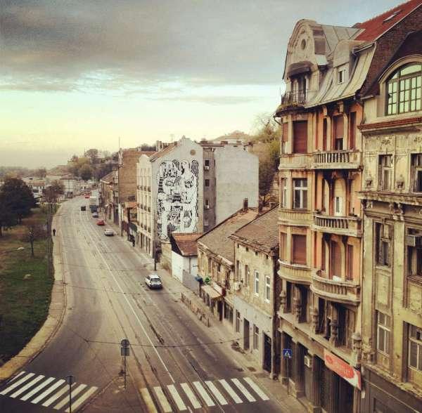 Belgrade streets1