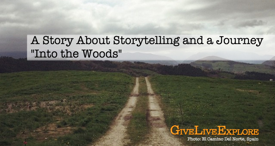 "GiveLiveExplore|A Story about Storytelling and a Journey ""Into the ..."