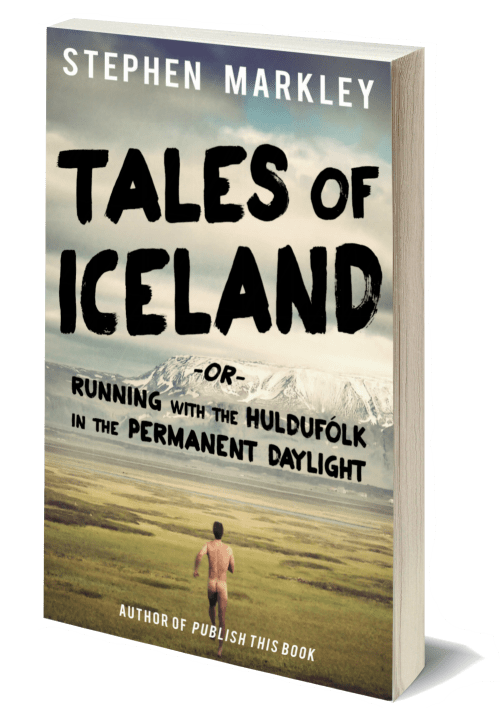 Tales of Iceland 3D Transparent