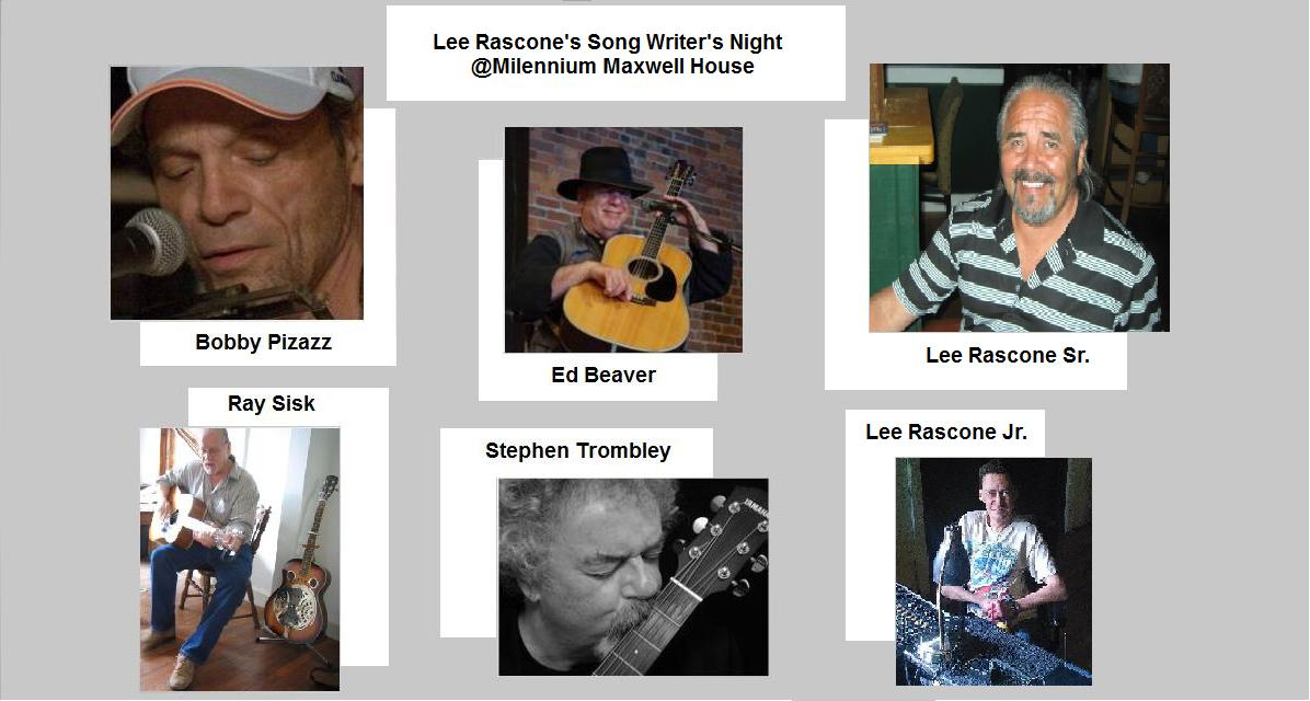 Lee Rascone's SongWriters Night